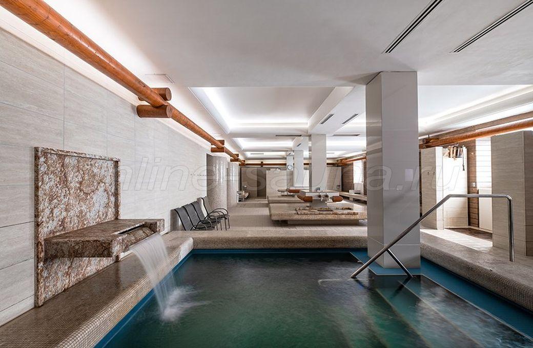 Дегтярные бани, банный комплекс
