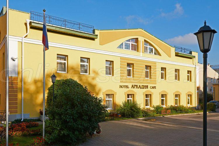 Аркадия, гостиничный комплекс