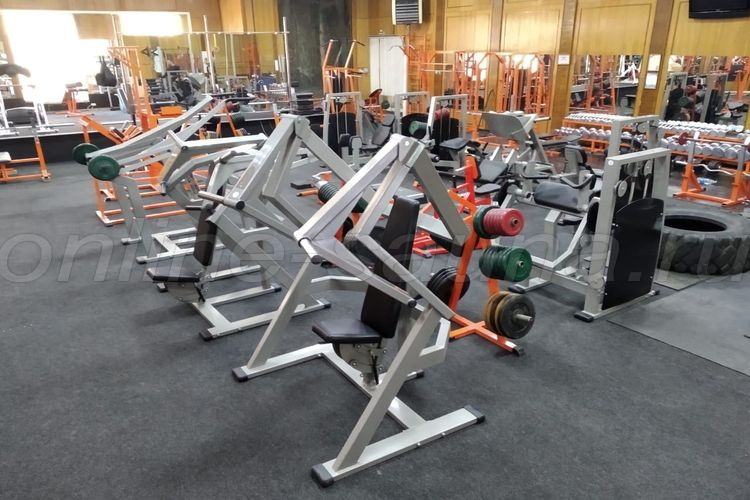 Fitness GYM, спортивный клуб
